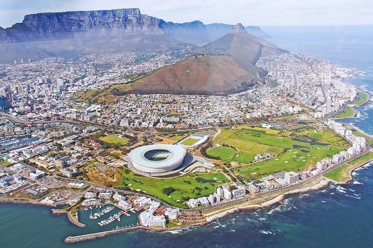 Best Area for Vacation Rental Property in Cape Town - A