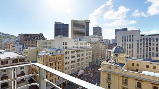 Cape Town CBD Holiday Rental Property