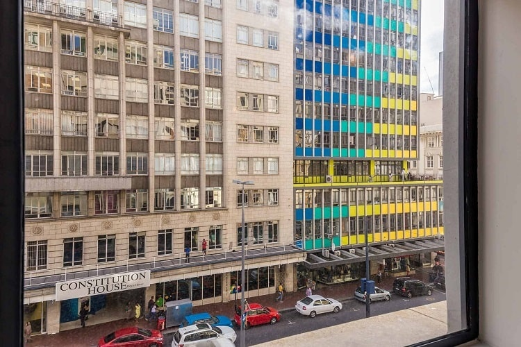 Ing Holiday Apartments In The Cape Town Inner City