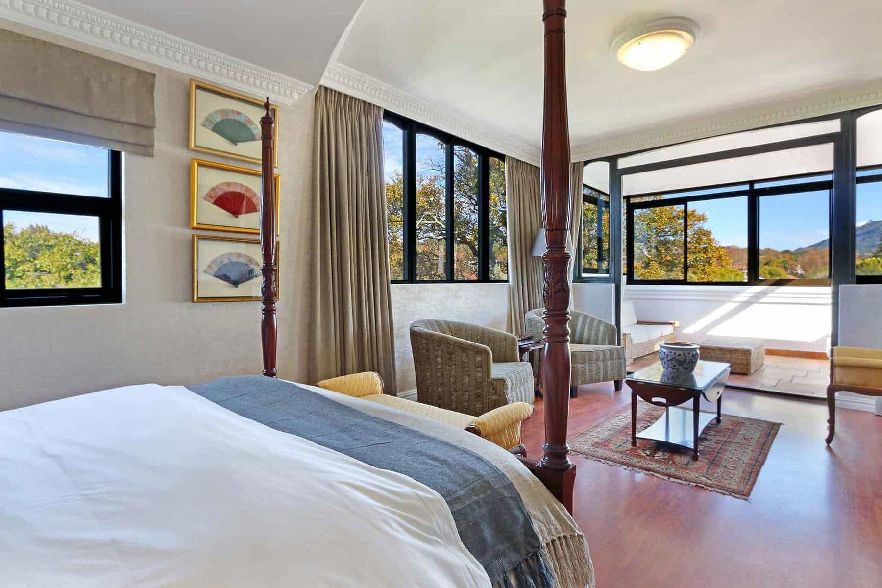 Boutique retreats cape town for Boutique retreats