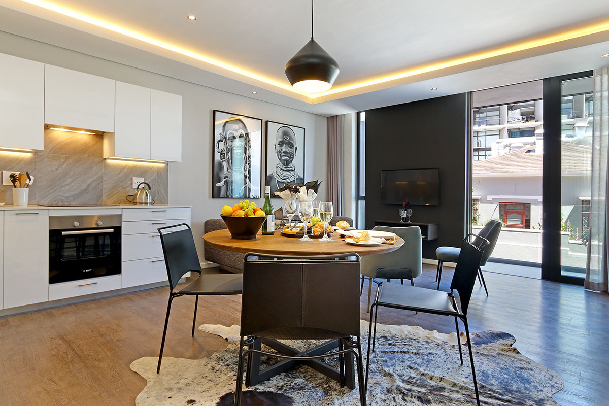 U201cLocated In Cape Townu0027s Vibey And Bustling Hub Of Green Point, Chelsea  Luxury Suites Offers A Choice Of One And Two Bedroom Luxury Apartments.u201d
