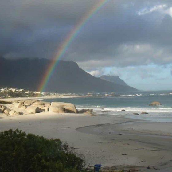 21.View of Rainbow